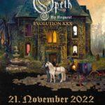 TRACKS präsentiert: OPETH am 21. November 2022 im Komplex 457 (Zürich)