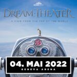 TRACKS präsentiert: DREAM THEATER am 4. Mai 2022 in der Arena Genf