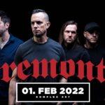 TRACKS präsentiert: TREMONTI am 1. Februar 2022 im Komplex 457/Zürich
