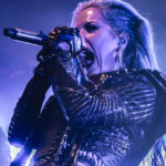 ARCH ENEMY @ Komplex 457 - Zurich